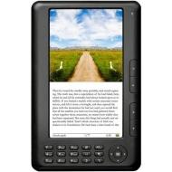 """Ematic 7"""" TFT Color eBook Reader - Black EB106"""