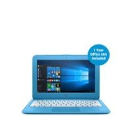 "HP Stream 11-y000na 1.6GHz N3060 11.6"" 1366 x 768pixels Blue"