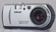 Sony Cyber-shot DSC-P50