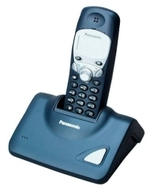 Panasonic KX-TCD650 Digital Cordless Phone - Twin Handset