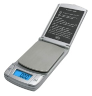 American Weigh Scale Minicd-100 Digital Pocket Scale, 100 X 0.01 G