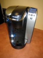 Keurig K40 Elite Single Serve Home Brewing System - White