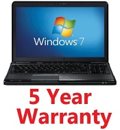 New 2014 HP G2 Quad Core Windows 7 Laptop, 6GB Ram, 500GB HDD, USB 3.0, HDMI inc 5 Year Warranty