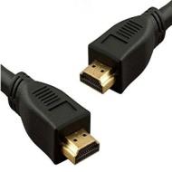World of Data - Cable HDMI con Ethernet para TV 3D, v 1,4, resolución 4000 x 2000, 1080 píxeles, cable trenzado multicapa, conexiones chapadas en oro