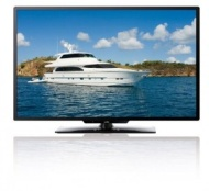 "12v Satellite TV 24"" Cello Traveller w/ DVD, USB input and record, Freesat and Freeview tuner"