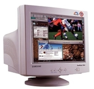 Samsung SyncMaster 763MB 17'' CDT: Affordable Flat