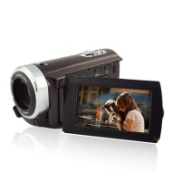 "3.0"" LCD Touch Screen 1080P Full HD DV Camera 16x Zoom Camcorder 270°Rotation"