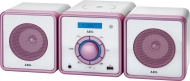 AEG MC 4455 CD/MP3