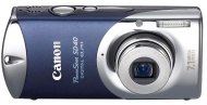 "Canon PowerShot SD40 (Digital IXUS i7 / IXY Digital L4) 1/2.5"" 7.1MP"