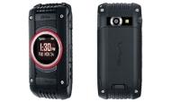 Verizon Wireless Casio G'zOne Ravine 2