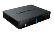 GIGABLUE HD X3 SINGLE DVB-S2 Receiver (HDTV, DVB-S, DVB-S2, Schwarz)