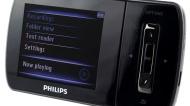 Philips GoGEAR MP3 video player SA1ARA08K Aria 8GB* with FullSound™