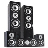 Hyundai Multicav Surround Sound Speaker Set 1150 Watts MAX