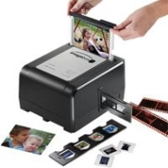 Pacific Image ImageBox 35mm Film/Slide/Photo To Digital 4x6 Photo Scanner