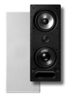 Polk Audio 265-LS White Rectangular High Performance In-Wall Speaker