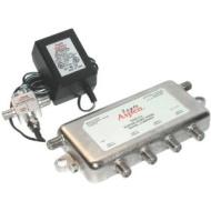 Eagle Aspen 500183 SHN 24-Kit Signal Combiner/Amplified 4-Way Splitter