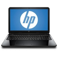 "HP Sparkling Black 15.6"" Pavilion TouchSmart 15-b129wm Laptop PC with AMD A6-4455M Accelerated Processor, 4GB Memory, 500GB Hard Drive, Touchscreen an"