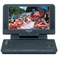 Panasonic DVD-LS83 Portable DVD Player