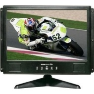"HannsG ""New York"" 19"" Widescreen LCD TFT Monitor, Black, 1440x900, 5ms, HDMI, VGA, Speakers, Height Adjust, Swivel, 700:1"