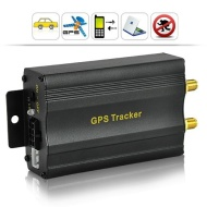 GPS Car Tracker with GPRS and Vehicle Theft Protection System