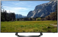 "LG Electronics 60"" LED LCD Cinema 3D Smart TV with Magic Remote, Full HD 1080p Resolution, 240Hz TruMotion, Triple XD Engine"