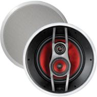 """NXG® NX-PRO103i 10"""" 3-Way Ceiling Speaker Pair"""
