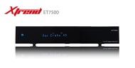 Xtrend ET 7500 Linux Satelliten-Receiver (1080p, HDMI, HbbTV, 1x DVB-S2, USB)