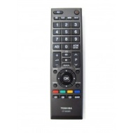 TOSHIBA CT-90326 TV REMOTE CONTROL