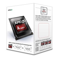 AMD A10-7800 Box (Socket FM2+, 28nm, AD7800YBJABOX)