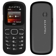 Alcatel one touch 217D schwarz ohne Branding [Electronics]