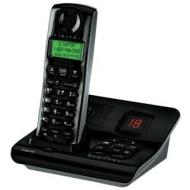GE True Digital 21905FE4 Cordless Phone w/ Call Waiting Caller ID & Answering System + 3 additional handsets
