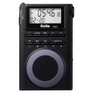 Kaito Electronics Inc. KA801 DSP Shortwave radio with MP3 Player and Recorder