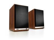 Audioengine HD6 Powered Speakers (Pair) Walnut