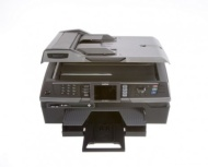 Brother MFC 820CW - Multifunction ( fax / copier / printer / scanner ) - color - ink-jet - copying (up to): 17 ppm (mono) / 11 ppm (color) - printing