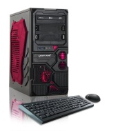 CybertronPC Borg-Q GM4213C Desktop PC (Red)