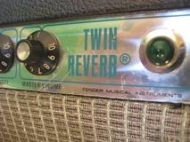 Fender Twin Reverb (Silver Face)
