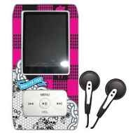 Monster High 2GB Digital MP3 Player with Video
