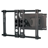 Sanus VMDD26B - Full Motion25.75 Dual Arm Wall Mount for 42 - 63 flat-panel TVs