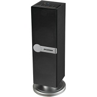Curtis Sylvania SP269-Black Bluetooth Floor Standing Tower Speaker
