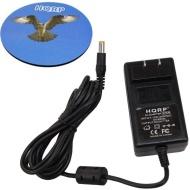 HQRP 5V AC Adapter / Power Cord for Roku LT 2400R 2500R 3050R,Roku 2 XD XD/S XDS player plus HQRP Coaster