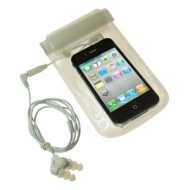 Thumbs Up iSwim - Waterproof mp3 case and earphone (iPod not included)