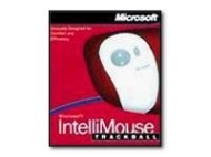 Microsoft IntelliMouse Trackball 1.0 - Mouse, trackball - 2 button(s) - wired - PS/2, serial - white - retail