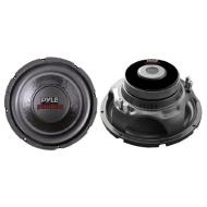 Pyle PLPW8D 8-Inch 800 Watt Dual 4 Ohm Subwoofer