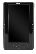 Naxa 7 Inch 4GB Noodle Color Ebook Reader Multimedia Player - Naxa NEB-7010