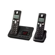 RCA 2111-1BSGA DECT 6.0 Digital Cordless Phone with Caller ID (Single-Handset System)