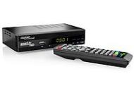 auvisio Digitaler HD-Sat-Receiver DSR-395U.mini mit Full HD-Player