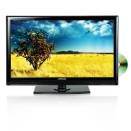 "Axess 13.3"" LED AC/DC TV with DVD Player"