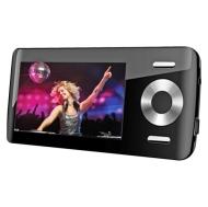 "COBY MP815 - Digital AV player - flash 4 GB - 2.8"" - 400 x 240 - black"