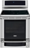 """ELECTROLUX 30"""" Electric Range with 5 Radiant Elements, 5.7 cu. ft. Self-Cleaning Convection Oven,..."""