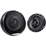 Kenwood Performance KFC-1694PS Speaker - 140 W RMS - 480 W PMPO - 3-way - 2 Pack - 80 Hz to 22 kHz - 4 Ohm - 88 dB Sensitivity - 6.50